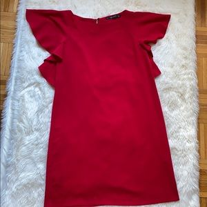Zara Basics Dress NWOT